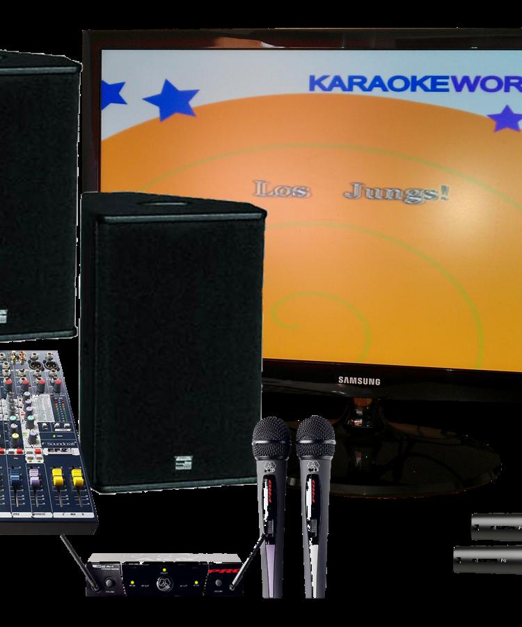 Karaoke Partyanlage 4
